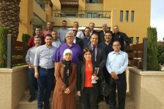 فريق اعداد الاستراتيجية الوطنية لسلامة الاغذية