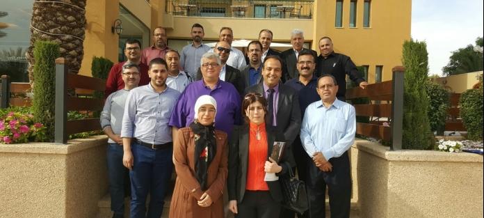 اعداد الاستراتيجية الفلسطينية لسلام ...